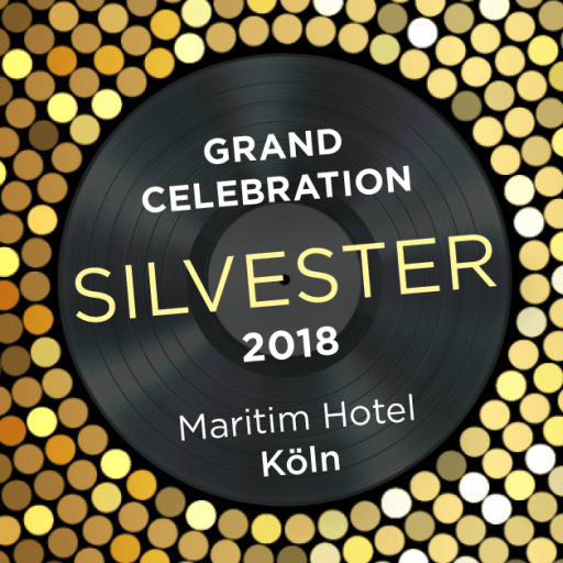 GRAND CELEBRATION - die Silvesterparty im Maritim Hotel Köln - 31.12.2018